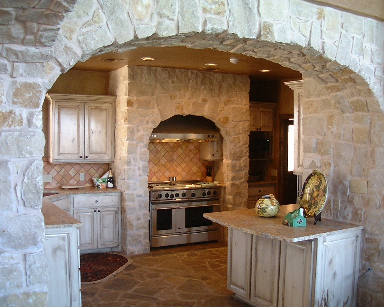 nice hill country stone #2: Cosy hill country stone
